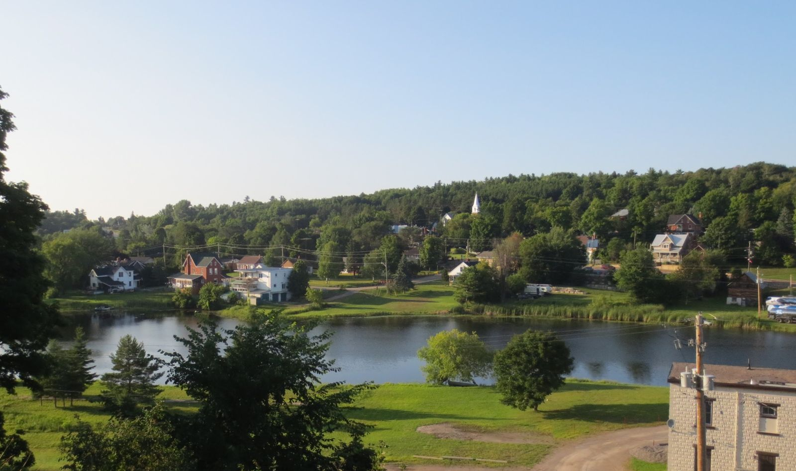 The Town of Eganville
