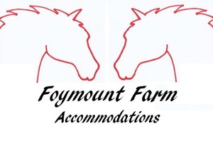 foymount farm accommodation