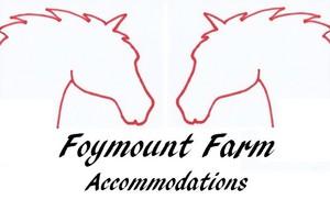 foymount farm accommodation
