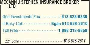 McCann's Insurance