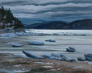 Northern River Art