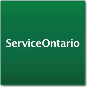 Service Ontario