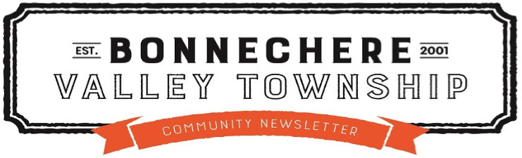 Bonnechere Valley Newsletter